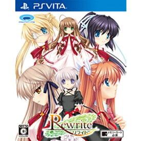 プロトタイプ PROTOTYPE Rewrite【PS Vitaゲームソフト】[REWRITE]