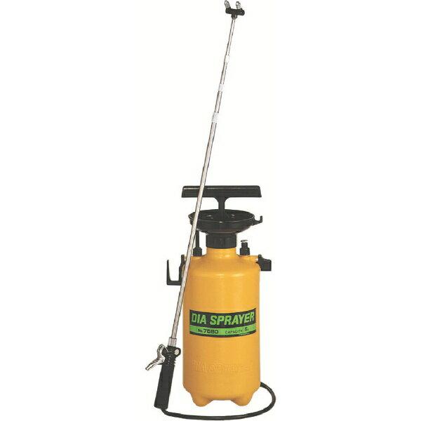 フルプラ ダイヤスプレープレッシャー式噴霧器 5L 7560