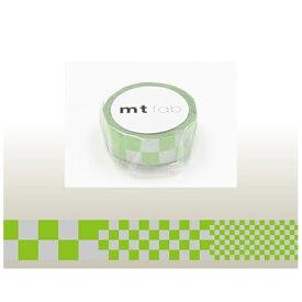 カモ井加工紙 KAMOI mt マスキングテープ mt fabフロッキー(スクエア) MTFL1P02