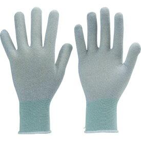 トラスコ中山 静電気対策用手袋 ノンコートタイプ Mサイズ TGL2995M