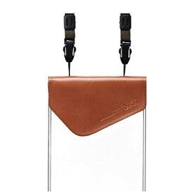 ROA ロア スマートフォン用[5.7インチ] ファッション防水ポーチ プレミアム (キャメル) [bikit] BK3802
