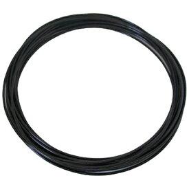 千代田通商 CHIYODA TSUSHO メガタッチチューブ 8mm/20m 黒 MTP820《※画像はイメージです。実際の商品とは異なります》