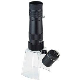 池田レンズ工業 IKEDA LENS INDUSTRIAL 顕微鏡兼用遠近両用単眼鏡 KM820LS[KM820LS]