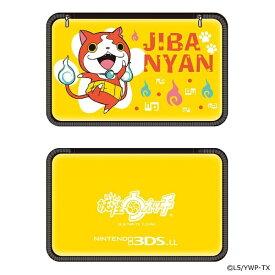 プレックス PLEX 妖怪ウォッチ NINTENDO 3DS LL専用ポーチ2 ジバニャンVer.【3DS LL】