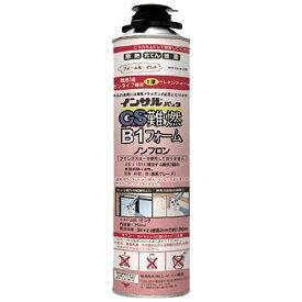 ABC エー・ビー・シー 一液型簡易発泡ウレタン(注入ガン専用型) GSB1 ピンク GSB1P