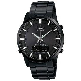 カシオ CASIO [ソーラー電波時計]リニエージ(LINEAGE) 「マルチバンド6」 LCW-M170DB-1AJF[LCWM170DB1AJF]