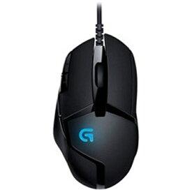 ロジクール G402 ゲーミングマウス Gシリーズ ブラック [光学式 /8ボタン /USB /有線][G402]