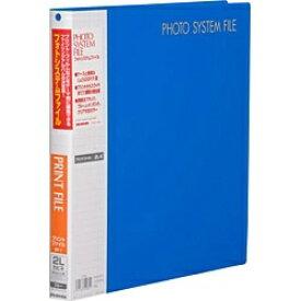 ハクバ HAKUBA SF-1 フォトシステムファイル(2Lプリント用アルバム/ブルー) ホワイト台紙[SF1]