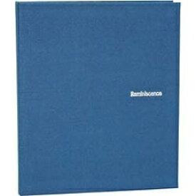 セキセイ SEKISEI レミニッセンス ポケットアルバム ブルー (KG・ハガキ・ポストカードサイズ 40枚) XP-40P-BU[XP40P]