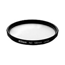ニコン Nikon ニュートラルカラーNC 58mm[58NC]
