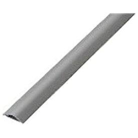 エレコム ELECOM 床用モール (長さ1m×幅45.0mm・グレー) LD-GA1307/LG