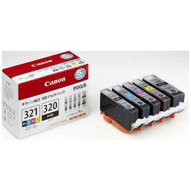 キヤノン CANON BCI-321+320/5MP 純正プリンターインク PIXUS(ピクサス) 5色マルチパック[BCI321+3205MP]【wtcomo】