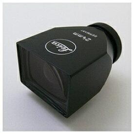 ライカ Leica ビューファインダーM 24mm ブラックペイント 12026