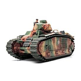 タミヤ TAMIYA 1/35 ミリタリーミニチュアシリーズ No.287 B1 bis 戦車(ドイツ軍仕様)【代金引換配送不可】