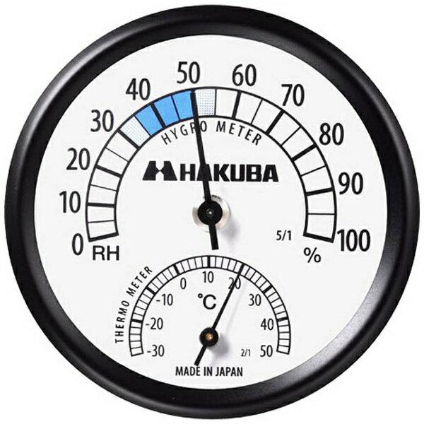 ハクバ HAKUBA 【防湿用品】温度計付き湿度計 C-43[KMC43]