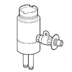 【送料無料】 パナソニック Panasonic 食器洗い乾燥機用 分岐水栓 CB-SSC6[CBSSC6] panasonic