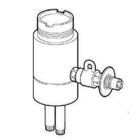 パナソニック Panasonic CB-SSC6 分岐水栓 [食器洗い乾燥機用][CBSSC6] panasonic