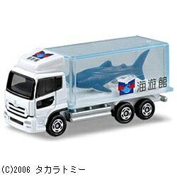 タカラ トミカ No.069 水族館トラック サメ(サック箱)