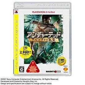 ソニーインタラクティブエンタテインメント Sony Interactive Entertainmen アンチャーテッド エル・ドラドの秘宝(PLAYSTATION3 the Best)【PS3ゲームソフト】