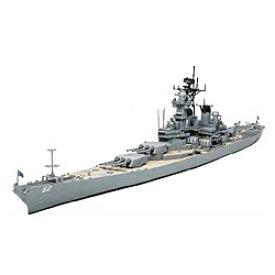 タミヤ TAMIYA 1/700 ウォーターラインシリーズ No.14 アメリカ海軍 戦艦ニュージャージー【代金引換配送不可】