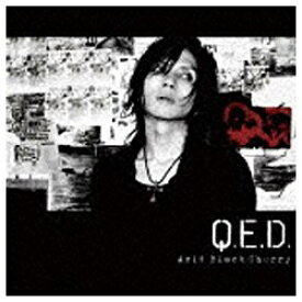 エイベックス・エンタテインメント Avex Entertainment Acid Black Cherry/Q.E.D. DVD付B 【CD】