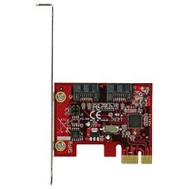 玄人志向 SATA3.0インターフェースカード(PCI-E用・内部ポート) SATA3I2-PCIe