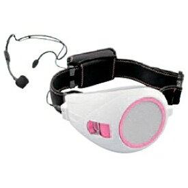 TOA ティーオーエー ハンズフリー拡声器(ホワイト&ピンク)ER-1000PK[ER1000]
