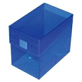KMC ケイエムコーポレーション カードケース 200(ブルー)