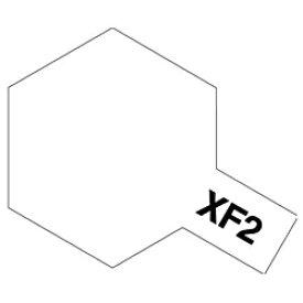 タミヤ TAMIYA タミヤカラー アクリルミニ XF-2 フラットホワイト【rb_pcp】