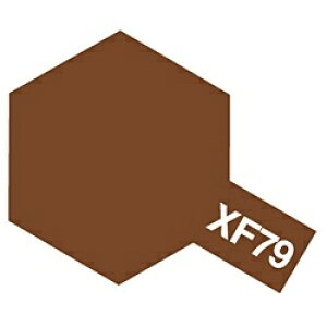 タミヤカラー アクリルミニ つや消し XF79 リノリウム甲板色 10ml 81779
