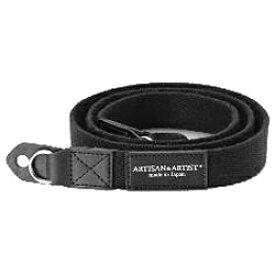 アルティザン&アーティスト ARTISAN&ARTIST カメラストラップ(ブラック) ACAM-102[ACAM102BLK]