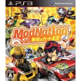ソニーインタラクティブエンタテインメント Sony Interactive Entertainmen ModNation 無限のカート王国【PS3ゲームソフト】
