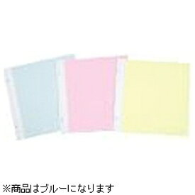 フジカラー FUJICOLOR フリーアルバム用スペアカラー台紙5LK(ブルー)