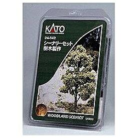 KATO カトー 【Nゲージ】シーナリーセット 樹木製作