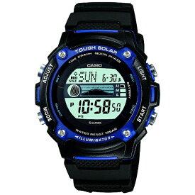 カシオ CASIO [ソーラー時計]スポーツギア(SPORTS GEAR) W-S210H-1AJF[WS210H1AJF]