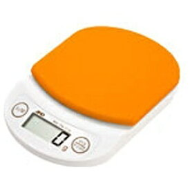 A&D エー・アンド・デイ デジタルホームスケール(2kg) UH-3302-O オレンジ[UH3302O]