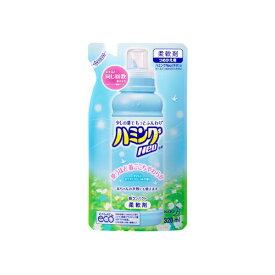 花王 Kao ハミングNeo ハミングネオ ホワイトフローラルの香り つめかえ用 320ml 〔柔軟剤〕