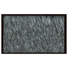 スミノエ SUMINOE カーペット ラックスファー(4.5畳/261×261cm/ブラック)【日本製】[LXF10261X261]