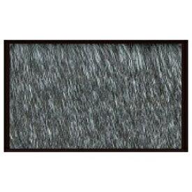 スミノエ SUMINOE カーペット ラックスファー(6畳/261×352cm/ブラック)【日本製】[LXF10261X352]