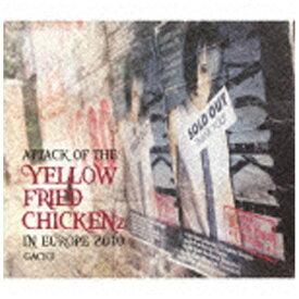 エイベックス・エンタテインメント Avex Entertainment GACKT/ATTACK OF THE YELLOW FRIED CHICKENz IN EUROPE 2010 【CD】