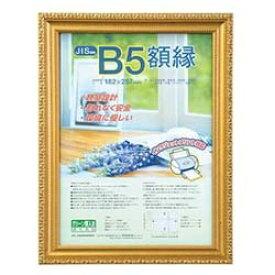 ナカバヤシ Nakabayashi 木製軽量賞状額縁「金ケシ」(B5)フ-KWP-31[フKWP31]