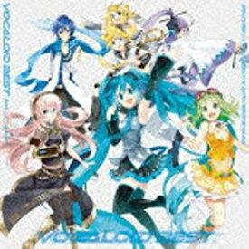 ソニーミュージックマーケティング (V.A.)/VOCALOID BEST from ニコニコ動画 (あお) 【CD】