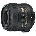 ニコン Nikon カメラレンズ AF-S DX Micro Nikkor 40mm f/2.8G【ニコンFマウント(APS-C用)】[AFSDXMC40MM2.8G]