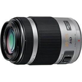 パナソニック Panasonic カメラレンズ LUMIX G X VARIO PZ 45-175mm/F4.0-5.6 ASPH./ POWER O.I.S.【マイクロフォーサーズマウント】(シルバー)[HPS45175S]