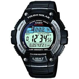カシオ CASIO [ソーラー時計]スタンダードウォッチ W-S220-1AJF[WS2201AJF]