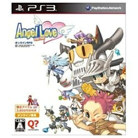 キューエンタテインメント Q Entertainment Angel Love Online【PS3】