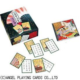 エンゼルプレイングカード ANGEL PLAYING CARDS 百人一首 うぐいす(朗詠CD付)[人気ゲーム 1202]