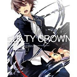 ソニーミュージックマーケティング ギルティクラウン 1 完全生産限定版 【ブルーレイ ソフト】