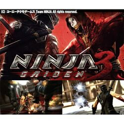 【送料無料】 コーエーテクモゲームス NINJA GAIDEN 3 コレクターズエディション【Xbox360】
