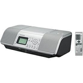 ケンウッド KENWOOD CLX-30 CDラジオ シルバー[CLX30S]